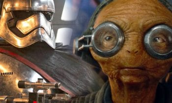 What's Happening with Captain Phasma & Maz Kanata in The Last Jedi?