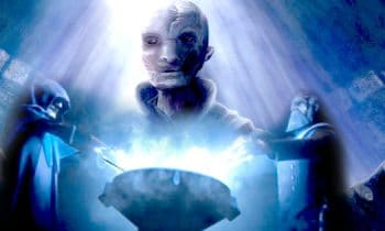 Last Jedi Shows Snoke Using Ancient Witch-Like Sith Powers?