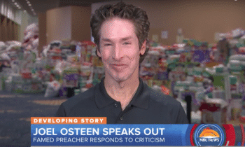 Joel Osteen Said He Just Was Waiting To Be Asked To Shelter Hurricane Harvey Vicitms