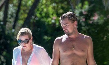 Kate Winslet and Leonardo DiCaprio Had a BFF Vacation in Saint-Tropez