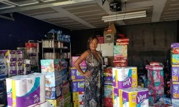 Texas Woman Uses Her Extreme Couponing Skills To Help Hurricane Victims