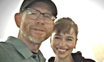 Emilia Clarke Wraps Shooting on Han Solo Movie