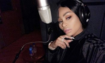 Blac Chyna Wants To Be A Rapper