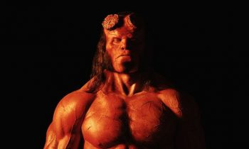 Here's David Harbour As 'Hellboy'