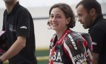 Spanish Motorcyclist Becomes First Woman To Win Solo Championship Motorcycle Race