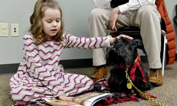 Tail Waggin Tutors Help Struggling Young Readers Improve Their Reading Skills