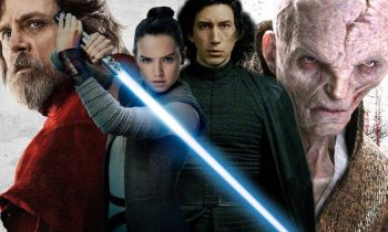 Alternate Star Wars 8 Trailer Answers Luke and Kylo Ren Question?