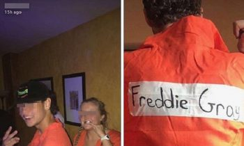 Baltimore Private School Kids In Hot Water For Racist Halloween Costumes