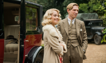 Margot Robbie on Playing a Mother Who Puts Herself First in 'Goodbye Christopher Robin'