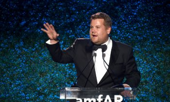 James Corden Had Some Harvey Weinstein Jokes. They Didn't Go Over Well