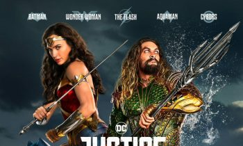 'Justice League' Has A New Poster