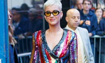 Katy Perry Did 'Good Morning America'
