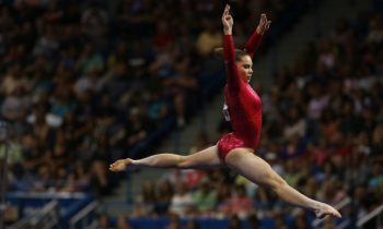 McKayla Maroney Says The U.S. Team Doctor Molested Her From Day 1