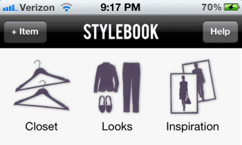 "Ladies, Use ""Stylebook"" and You Don't Have To Worry About Last Minute Styling Again"