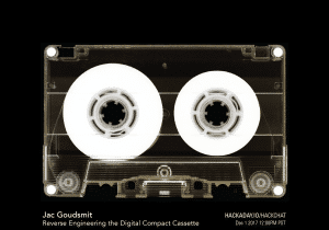 Friday Hack Chat: Reverse Engineering the Digital Compact Cassette