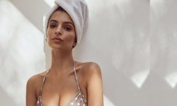 Emily Ratajkowski Is For Friday