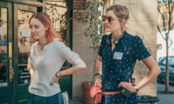 'Lady Bird' Star Saoirse Ronan on the Importance of Telling More Female Stories in Movies