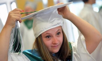 Girl With Down Syndrome Graduates High School… With Honors