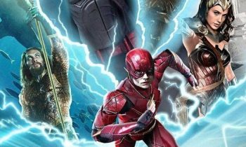 Flashpoint Fan Poster Runs the Flash Through Alternate Timelines