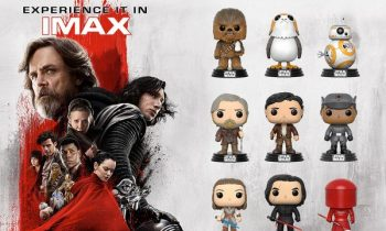 Win Star Wars: The Last Jedi IMAX Tickets, Funko Figures & More