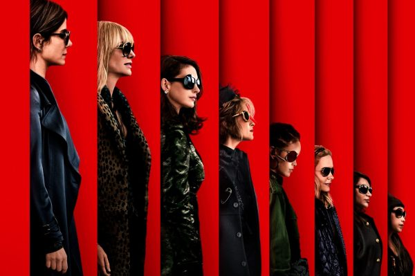 The First Poster for 'Ocean's 8' Is Exactly What We Needed Today