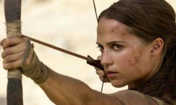 Lara Croft Goes Savage in Latest Look at Tomb Raider Reboot