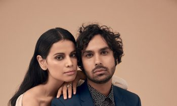 'Big Bang Theory' Star Kunal Nayyar and His Wife, Neha Kapur Nayyar, on Their Whirlwind Love Story