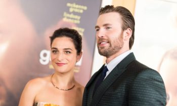 Jenny Slate & Chris Evans Are Back On