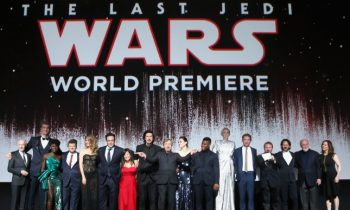 'Star Wars: The Last Jedi' Had A World Premiere Saturday Night