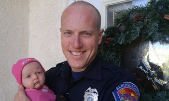Police Officer Adopts Homeless Addictand#039;s Baby After Chance Encounter