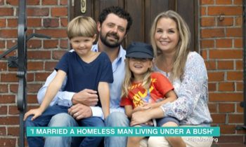 Woman Falls In Love With A Homeless Man And Now Theyand#039;re Happily Married With Kids