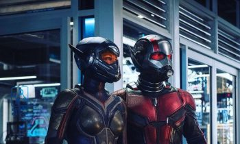 "Here's A First Look Of ""Ant-Man and The Wasp"" If You're Into That"