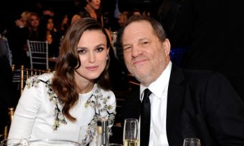 "Keira Knightley Said Harvey Weinstein Was ""Always Very Professional"""