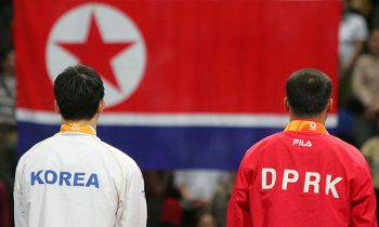 North And South Korea Will March Together Under One Flag At The Winter Olympics