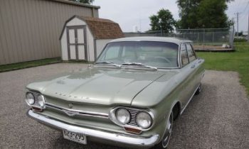 Repairs You Can Print: A Turn Signal Switch For A Chevy Corvair