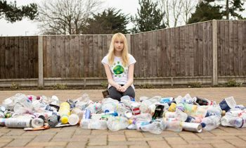 12-Year-Old Nicknamed and#039;Trash Girland#039; By Bullies Refuses To Stop Collecting Litter