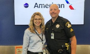 American Airlines Employee Saves 2 Teenage Girls From Human Trafficking Plot