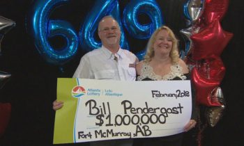 Couple Who Lost Everything In A Wildfire Wins $1 Million Lottery