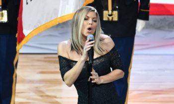 Fergie Is Sorry For Her National Anthem