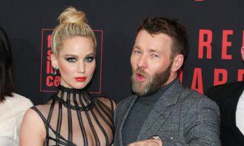 Jennifer Lawrence Is Dating Joel Edgerton