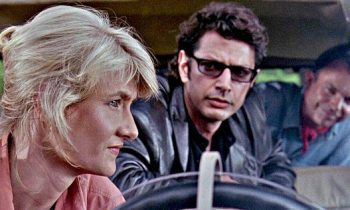 Jeff Goldblum Teases Laura Dern's Jurassic World Return
