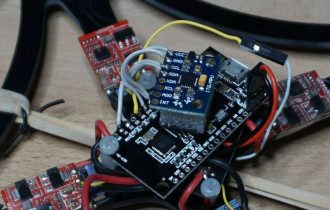 Control a Swarm of RC Vehicles with ESP8266