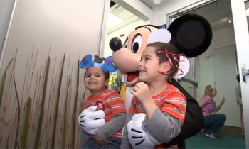 Walt Disney Company Is Dedicating $100 Million To Reinvent The Experience Of Childrenand#039;s Hospitals