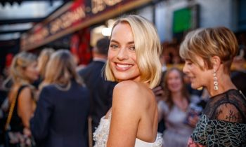 Get Ready For Margot Robbie As Tarantino's Sharon Tate
