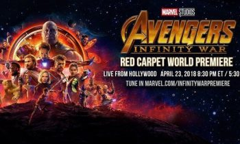 Watch Avengers: Infinity War Red Carpet World Premiere Live