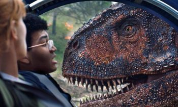 Jurassic World 2 Has the Most Animatronic Dinos Since Jurassic Park
