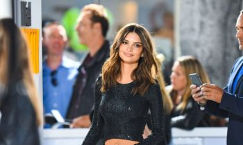 Emily Ratajkowski Had A Different Contract For The 'I Feel Pretty' Premiere