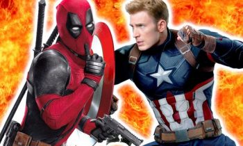 Deadpool 2 Writers Want a Captain America Team Up