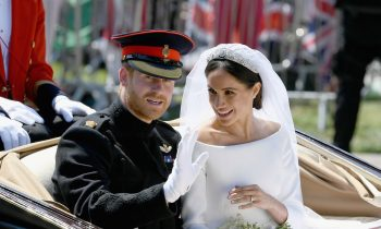 4 Times Prince Harry Made Us Swoon at the (Well, His) Royal Wedding