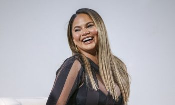 Chrissy Teigen Had Another Kid